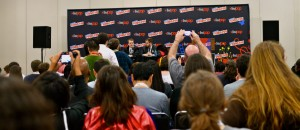 The audience at our NYCC panel