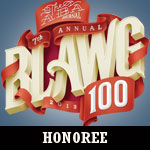 2013 ABA Journal Blawg 100 Honoree